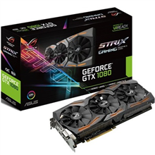 ASUS ROG STRIX-GTX1080-O8G-GAMING Graphics Card